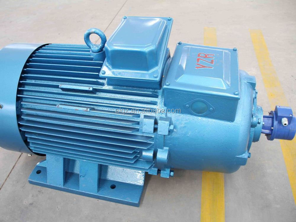 High efficiency crane motor 55kw three phase induction High efficiency motors