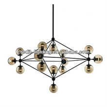 Modo Chandelier Glass pendant lamp (CP12082-15)