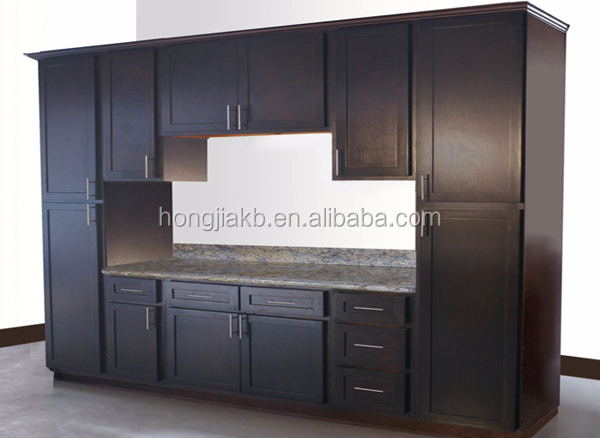 Cleaning wood kitchen cabinet matt finished lacquer kitchen cabinet