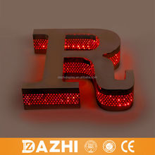 2015 waterproof 3D LED backlit signs / 3D LED backlit sign letter / 3D LED Backlit Business Signs