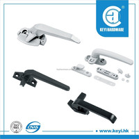 Casement Window Lever Lock Handle, Aluminum Window Casement Handle