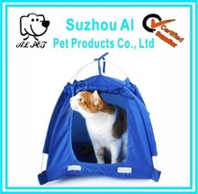 Small Pet Kitten Puppy Dog Mini Camp Bed Cat Tent