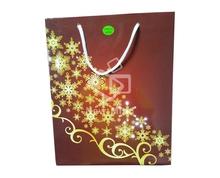 Led Christmas Light Paper Bag