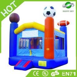 Popular sale HI top quality bouncy bounce, bouncehouses, intex bounce house