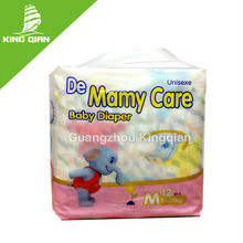 Disposbale baby diaper manufactures in guangzhou