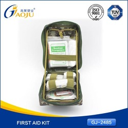 Wholesale professional manufacture hot selling pet mini first aid kit bag