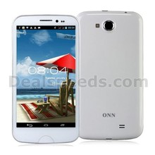 for ONN V8 5.7 Android 4.0 Dual Core MTK6577 1024MHz 3G Phablet Smartphone Android Phone with Wi-Fi