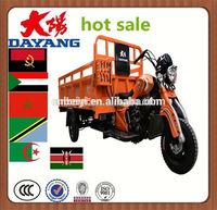 chongqing hot new design trike bike three wheel cargo with ccc in Angola