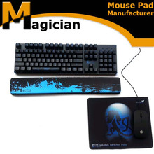 wholesale custom keyboard gaming mouse pad
