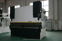 WE67K-160/4000 Electro-hydraulic proportional CNC sheet metal bending machine