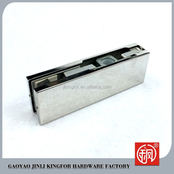 New product Promotion Custom glass door patch fitting price