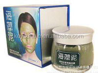 OEM/ODM Seaweed Mud Best Mineral Mud Mask for Body & Face