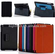 Magnetic cloth Stand Smart Case For iPad Mini
