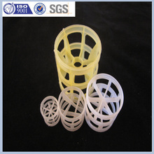 50mm plastic pall ring for tower packing
