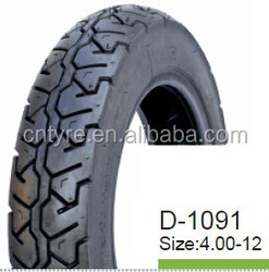 4.00-12 Motorcycle Tyre Made in China