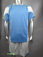 Factory direct sale new design sport uniform can be customized cheap soccer jersey wholesale