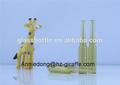 5ml de inyección de color ámbar/claro antibiótico ampolla de vidrio del vial botella