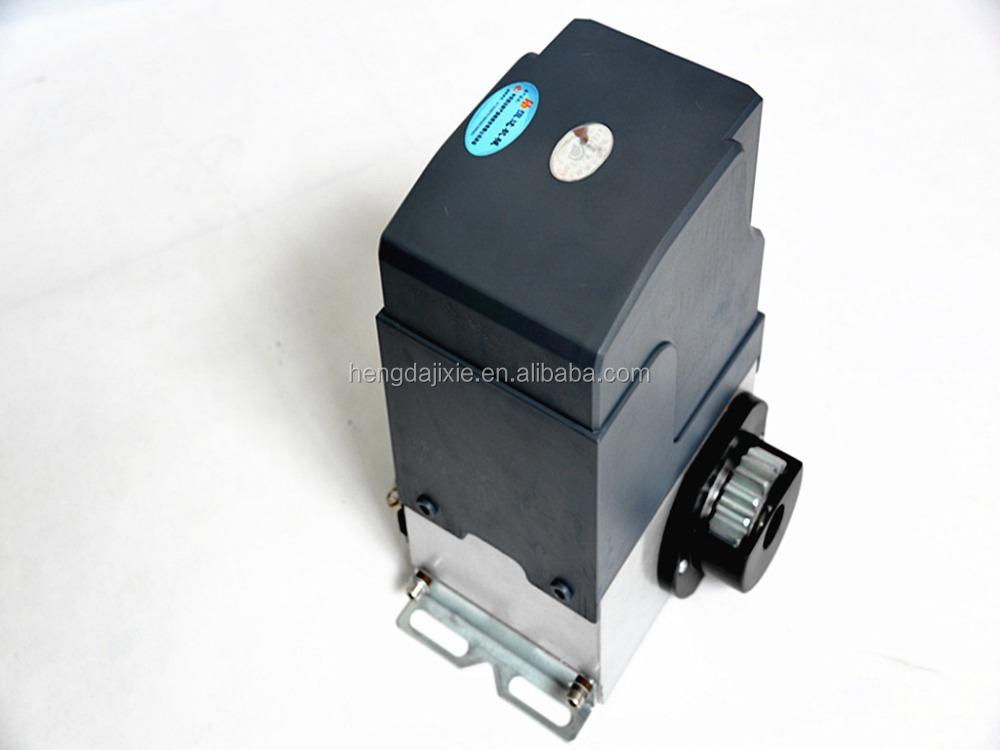 Newest Sliding Gate Motor Remote Door Opener Electronic