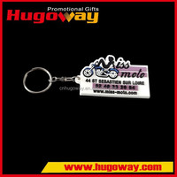 chinese products Trolley Token Coin Keychains