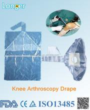 arthroscope operation barrier film.