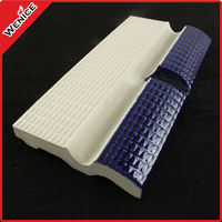 cobalt blue swimming pool border tile