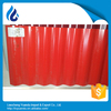 Prepainted Corrugated Steel Construction Material Names Wall Panel