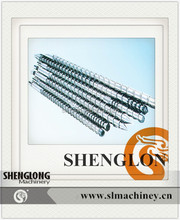 JS-ALLOY 38CrMoAlA single extruder screw barrel as customer design