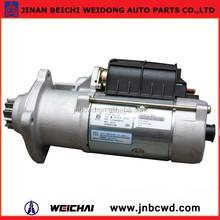 Weichai engine parts 612600090561weichai bosch starter motor