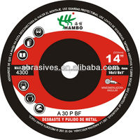 Flat Cut Off Wheel for Marble and Stone/107X1.2X16MM