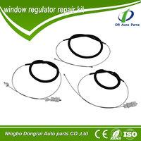 Car window regulator repair kit , universal window regulator cable
