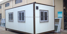Guangzhou dinghao high quality low price container house cost