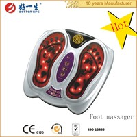 High Efficiency Physical therapy apparatus electric tens foot massage machine