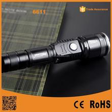 Zoom Focus High Power 10 watt c-ree led flashlight