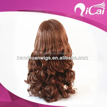 Women fashion wig 2013 wig lace remy hair wave