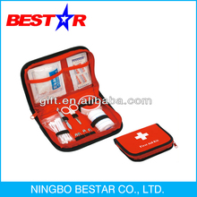 Wholesale FDA-approved first aid kit, mini first aid kit, car first aid kit