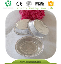 T43037 healthy disposable aluminium foil cooking tray