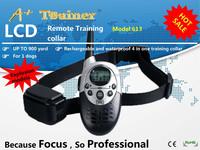 1000Meter long control Waterproof electric shock dog collar bark collar Pet training collar