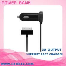 Power Bank Mini Car Charger Adapter
