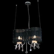 Modern Design Popular Elegant Chandeliers Lighting Hanging Lamps with Shade MS5051A