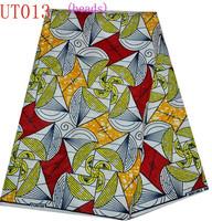 UT013 2015 fashion design wholesale 100%cotton african Java/Hollandais wax print fabric