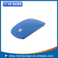 Cordless Optical Mouse Nano Mini Receiver Flat Wireless Mouse USB Mouse for Computer