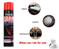 650ml multi-purpose foam cleaner spray