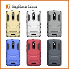 Factory slim armor for motorola moto x play mobile phone case