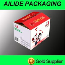 custom vegetable fruit packaging boxes carton wholesaler