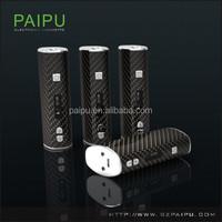 Paipu New patent vape box, Lion 30 e cigarette mod, high-end c-fiber mod box