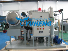 YUNENG Marine or Ship Diesel Oil Purifier, Black Fuel Oil Dehydration/Waste Oil Water Separation Plant/Oil Separator