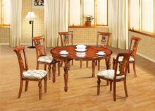 muebles de comedor de madera T512