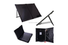 solar kit 100W folding solar panel for DC12V solar system