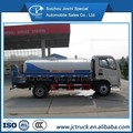 recio de fabrica Dongfeng ( DFAC) 4x2 5000 litros Camión de agua, camión cisterna de agua