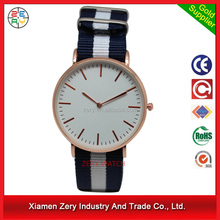 R0792 New products of alibaba factory direct fashion watch nylon strap, brand name elegance watch